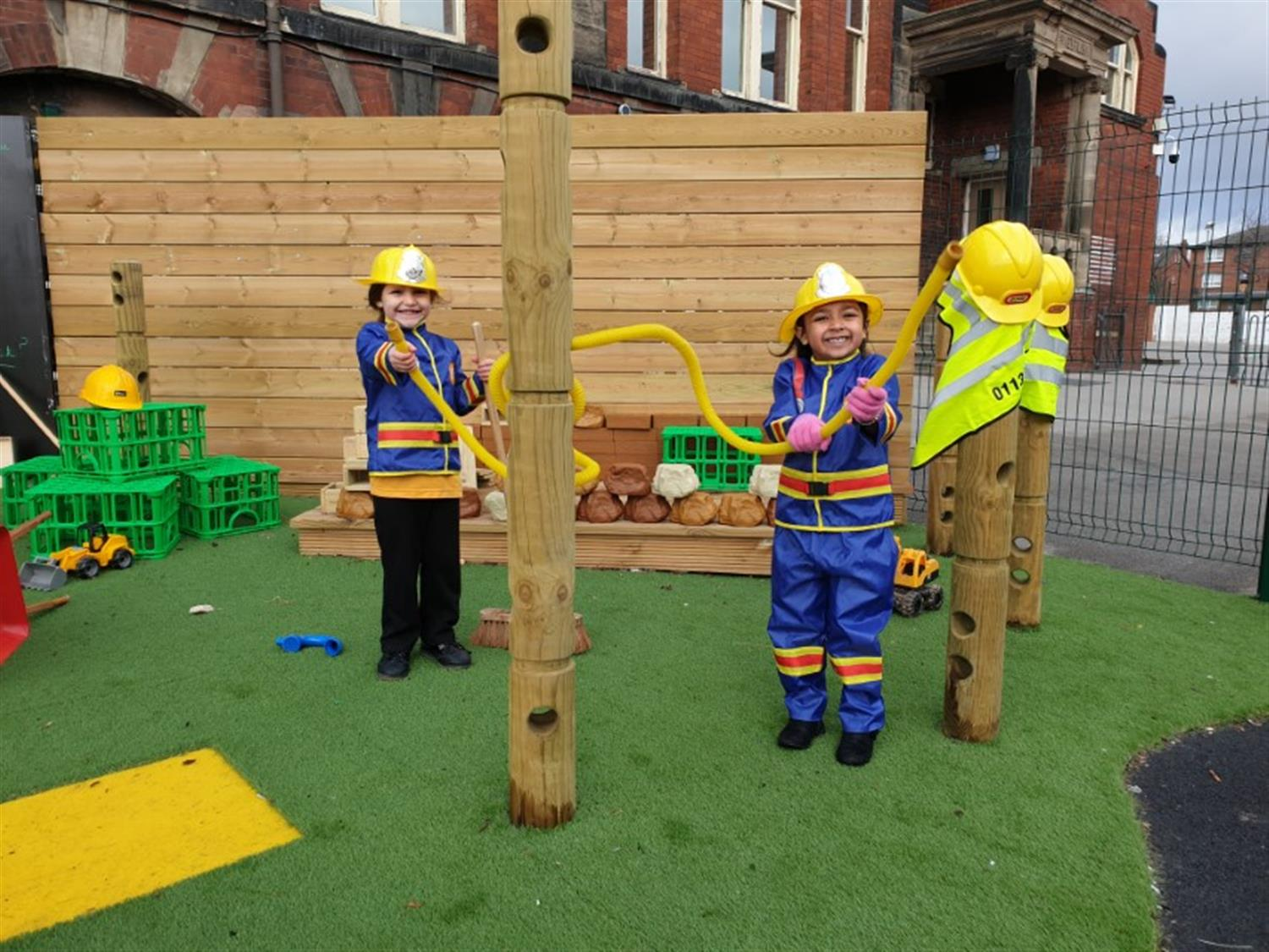 School Playground Equipment for EYFS