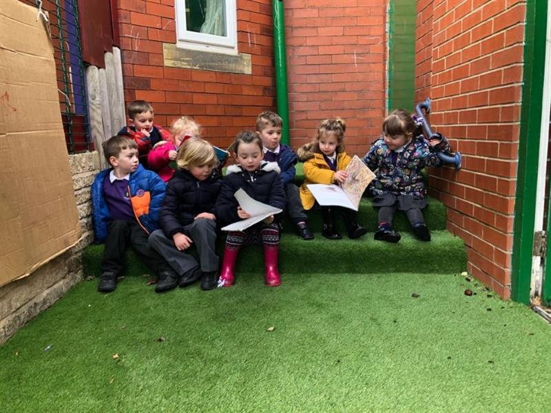 playground activities for phonics learning