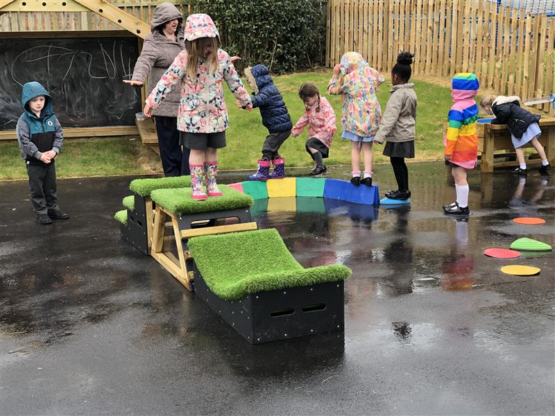outdoor play activities