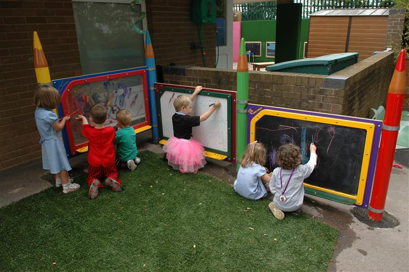 Activity Play Panels For Schools