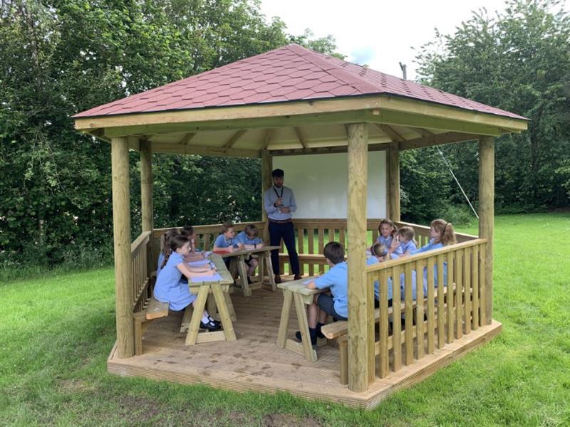 Outdoor Classroom Gazebos