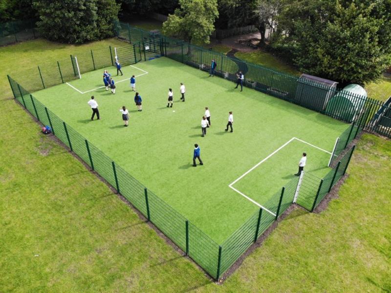 outdoor play extra curricular activity