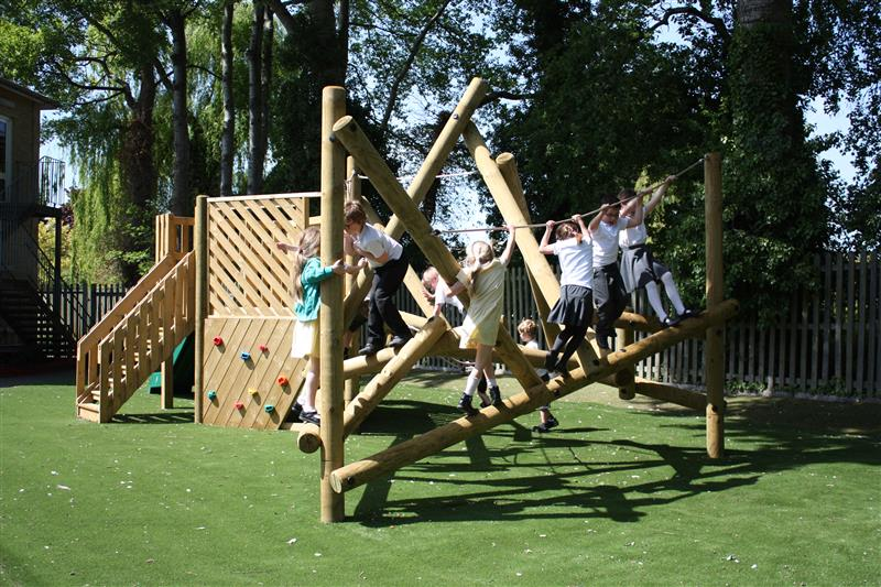 Climbing Frames For School Playgrounds