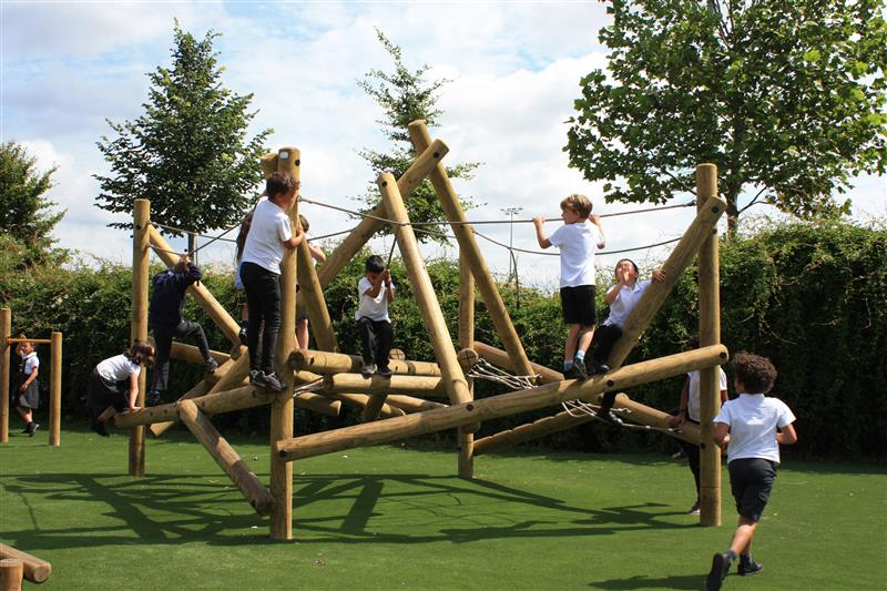 Primary School Playground Equipment