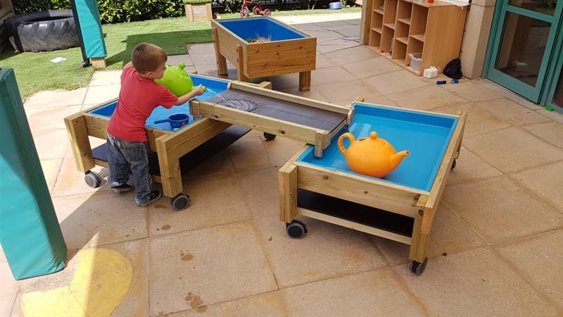 Play Equipment for nurseries and preschools