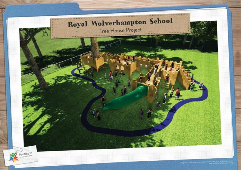 School Playground Designs Pentagon Play