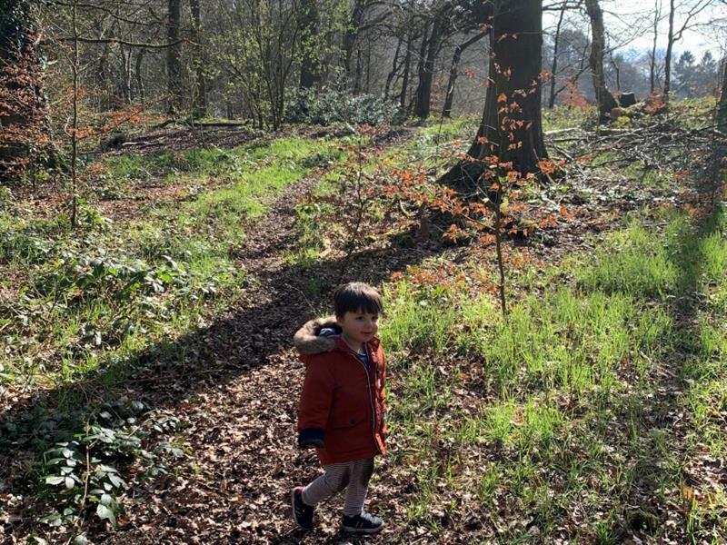 outdoor activities with children