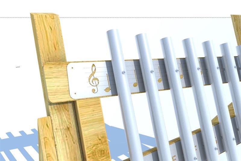 musical play equipment