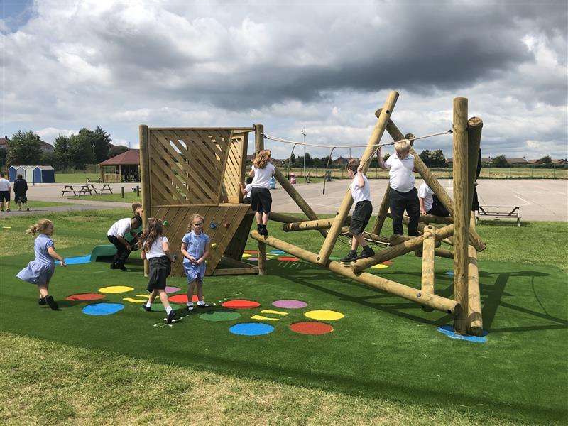 Primary School Climbing Frames