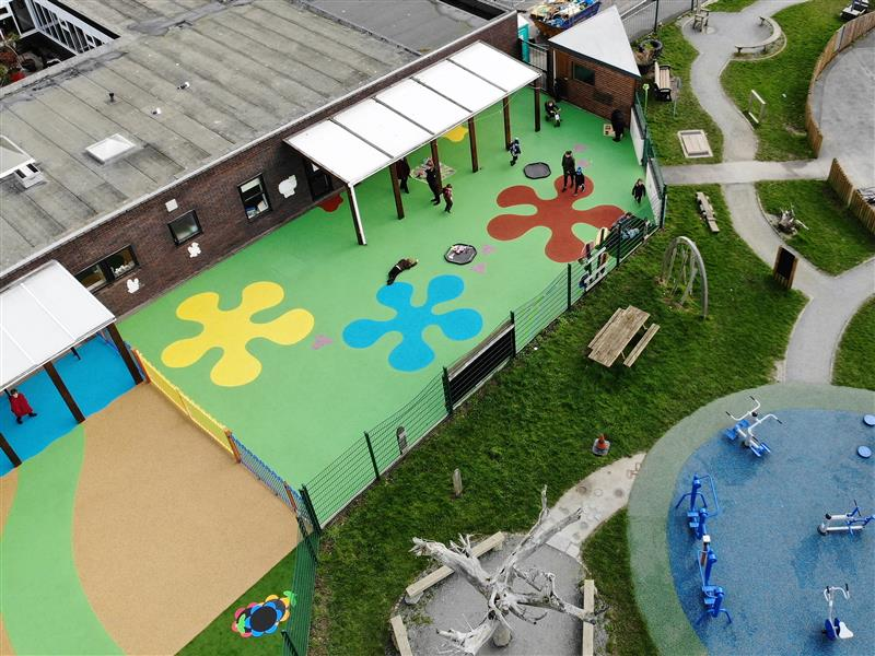 playground equipment for children special educational needs