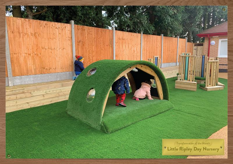 Outdoor Dens for Nursery Gardens