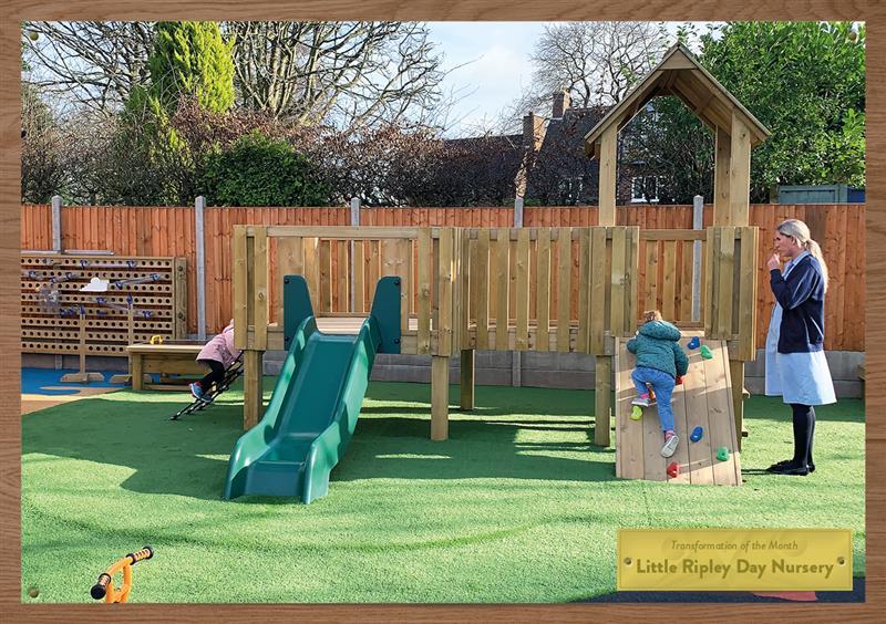 Playground Towers For Nurseries