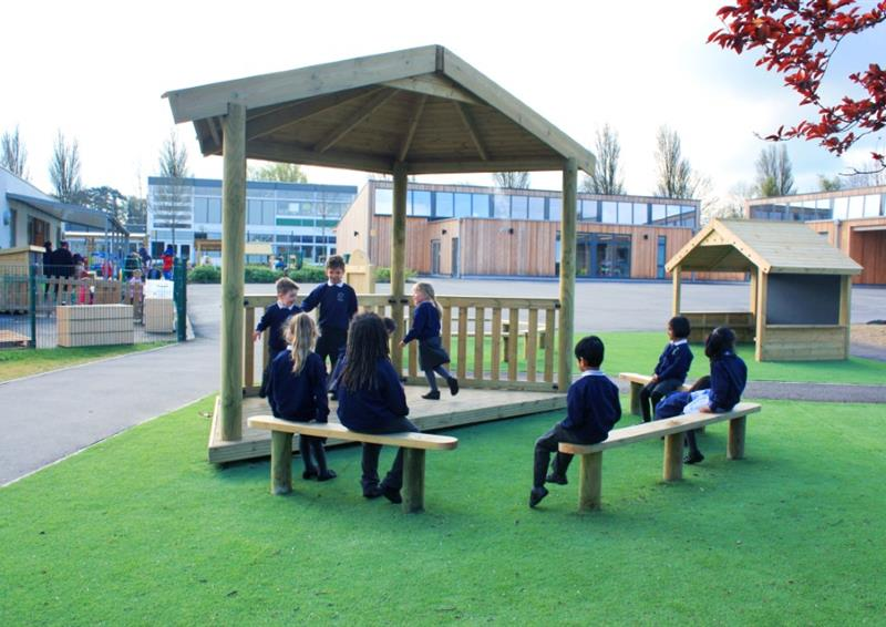 performance stages for schools