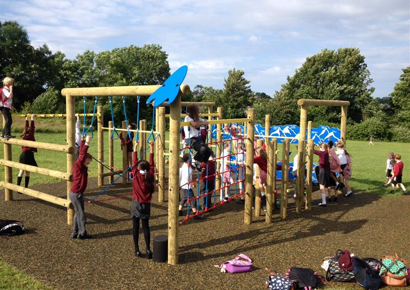 play frames for schools