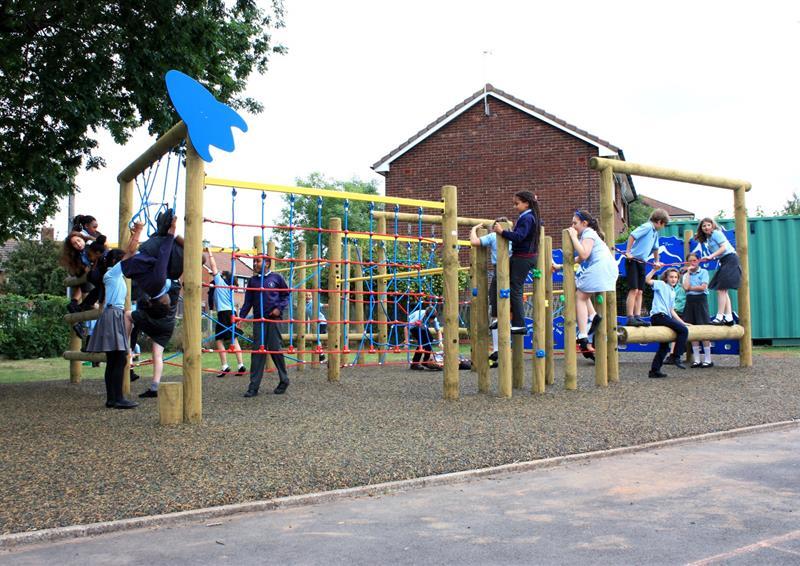 climbing equipment for schools