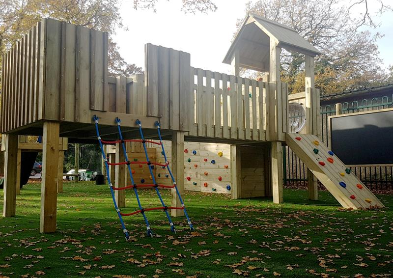 climbing tower for schools