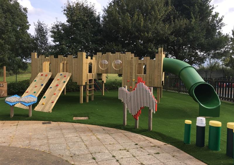 active play equipment