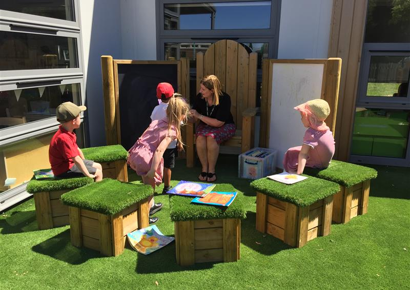 eyfs seating for schools