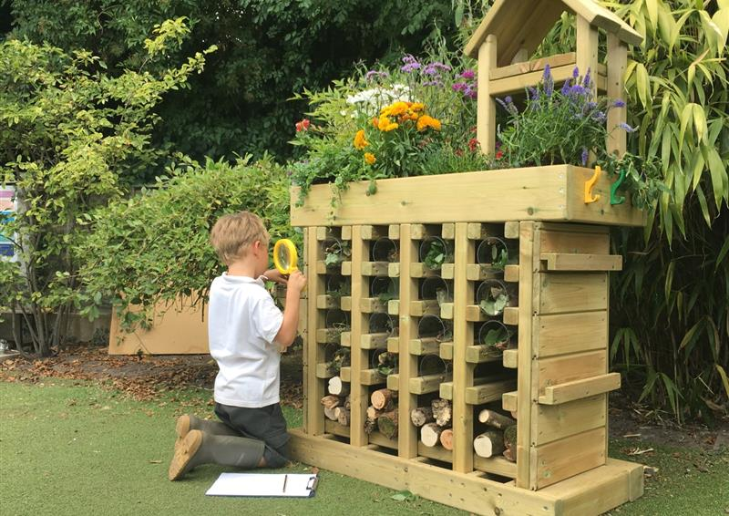 Natural Play Bug Hotel