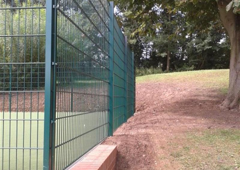 school security fencing