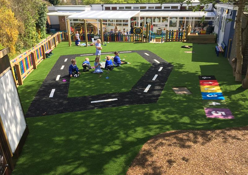 artificial grass eyfs