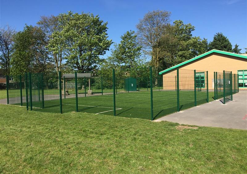 multi use sports court