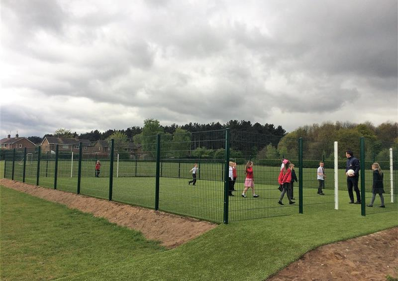 sport pitches for schools
