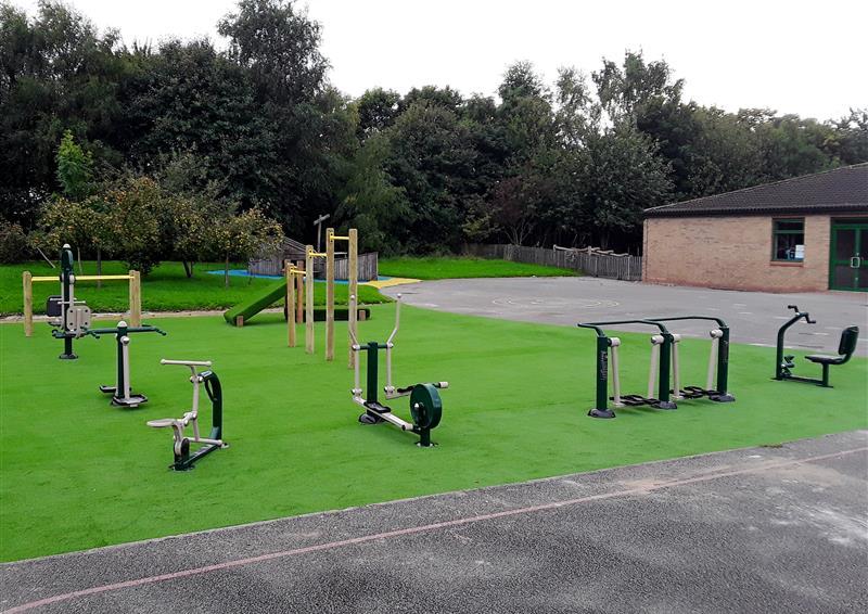 school sports premium gym equipment