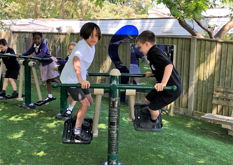 primary school gym equipment