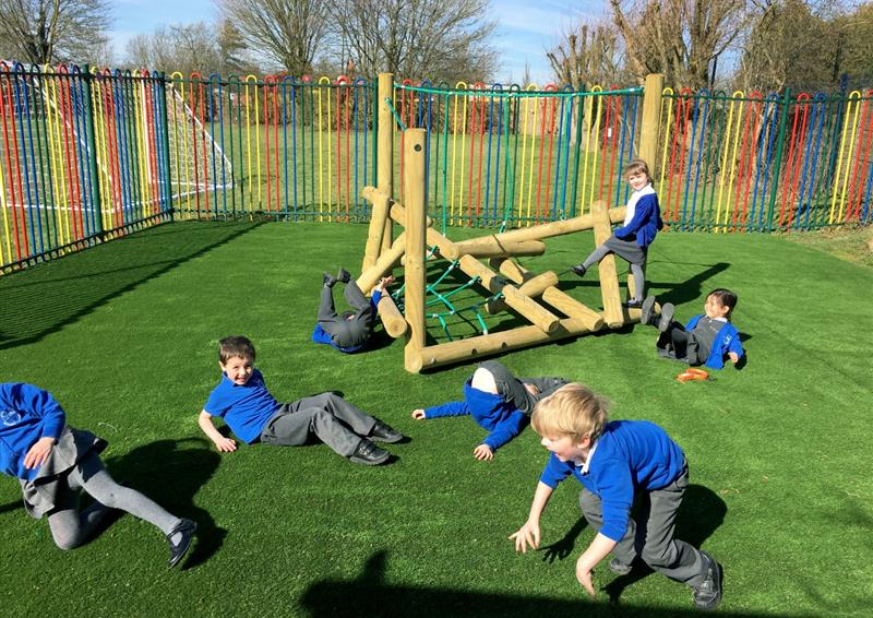 eyfs playground surfacing