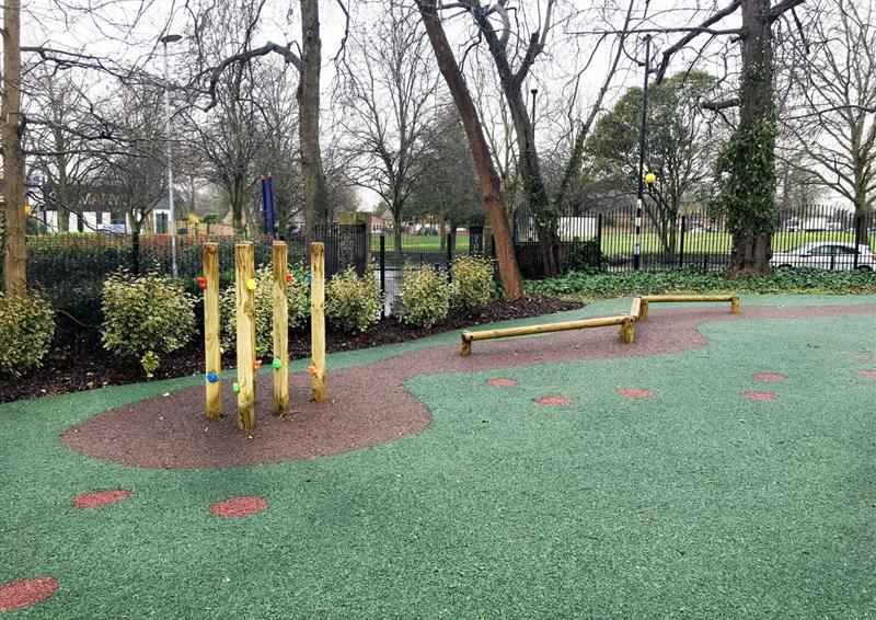 school playground surfacing options