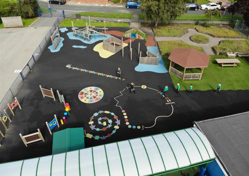 playground safety surfacing