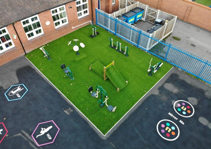 Astroturf for schools