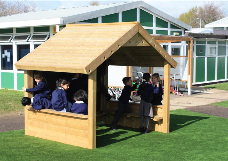 Playground Playhouses for Schools