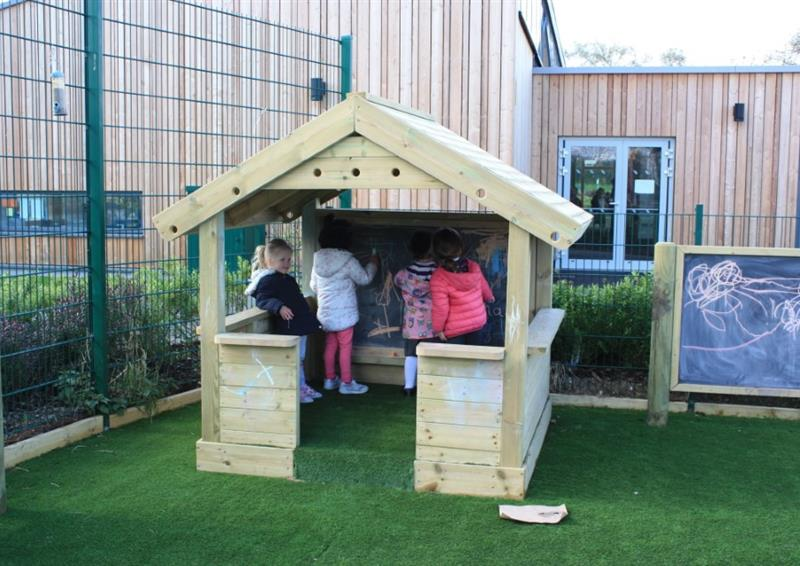 Preschool and Nursery Play Equipment