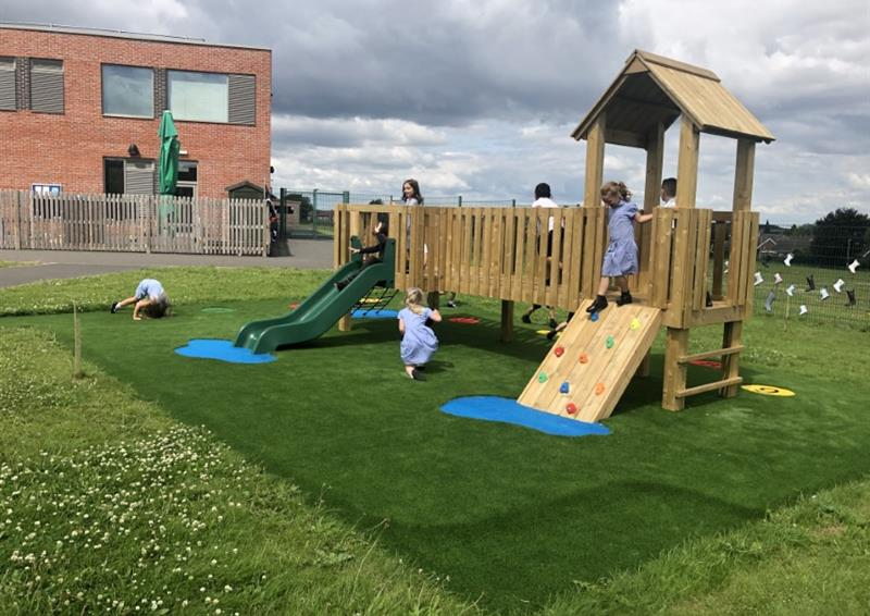 Playground Towers For EYFS