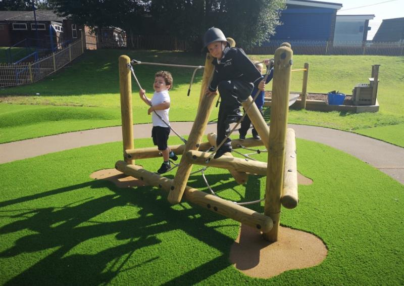 Climbing Frames For Nurseries