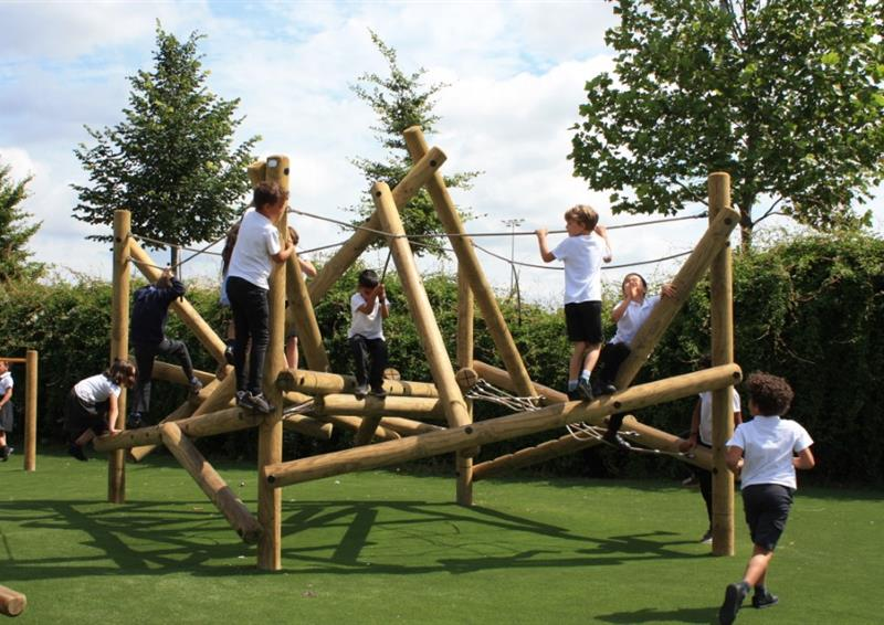 climbing frames for schools