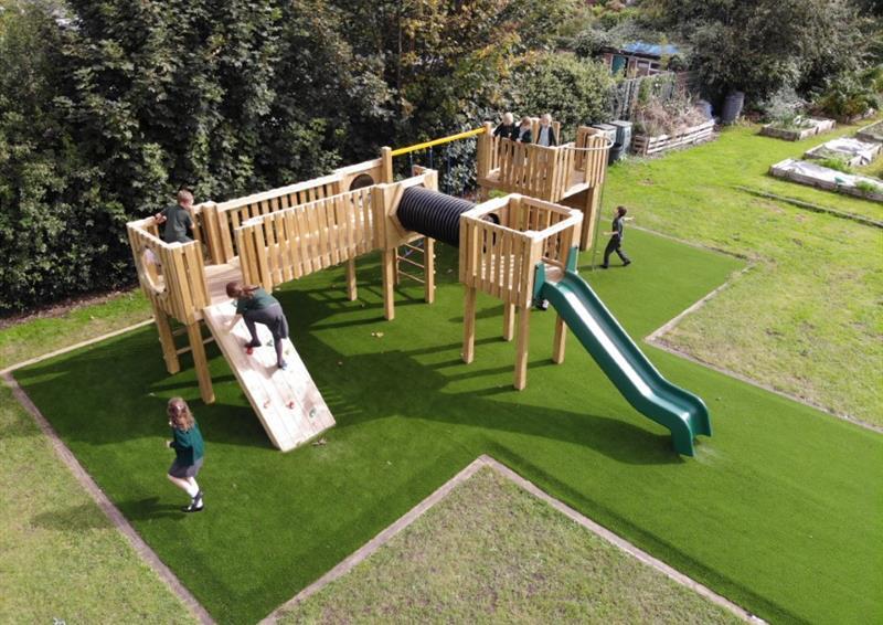 School Play Towers