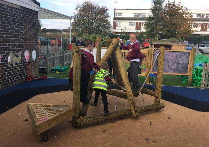 Climbing Frames For Nurseries