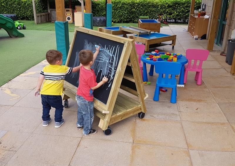 Play Panels for Nursery