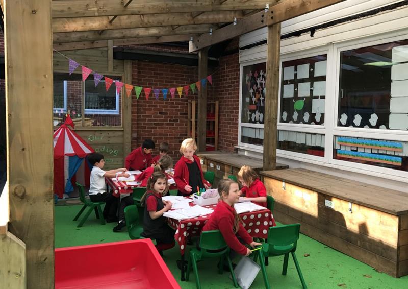 playground shelters
