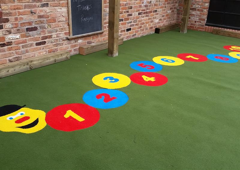 outdoor carpet for schools
