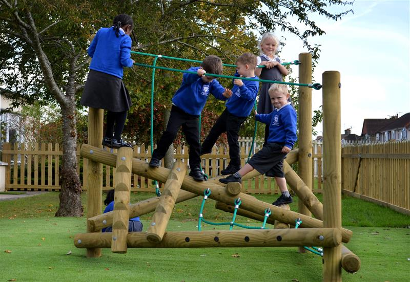Kinder Scout Climbing Frame