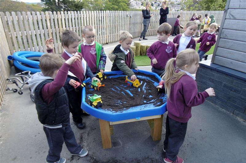 eyfs playground equipment