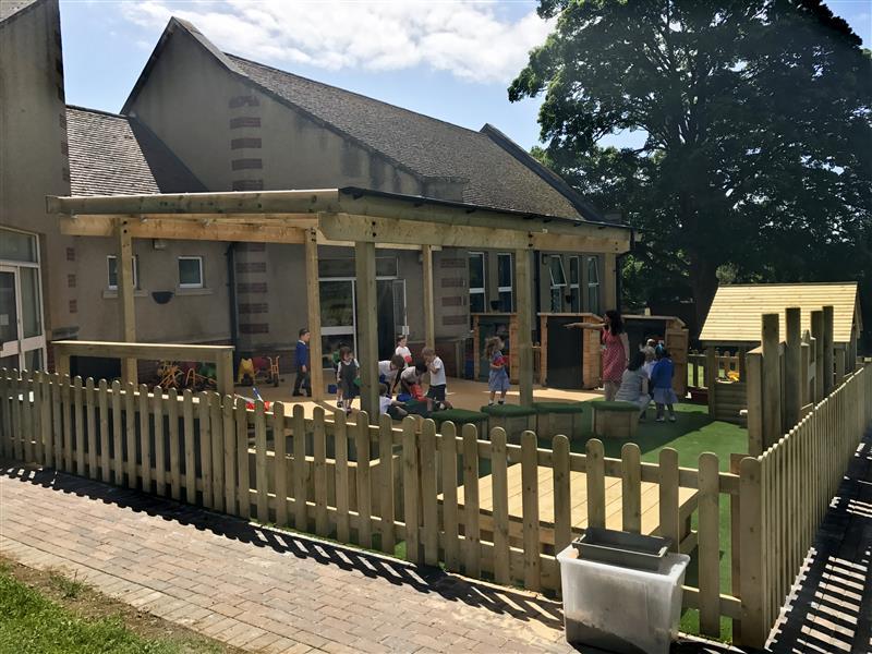 Primary School outdoor development, Bristol
