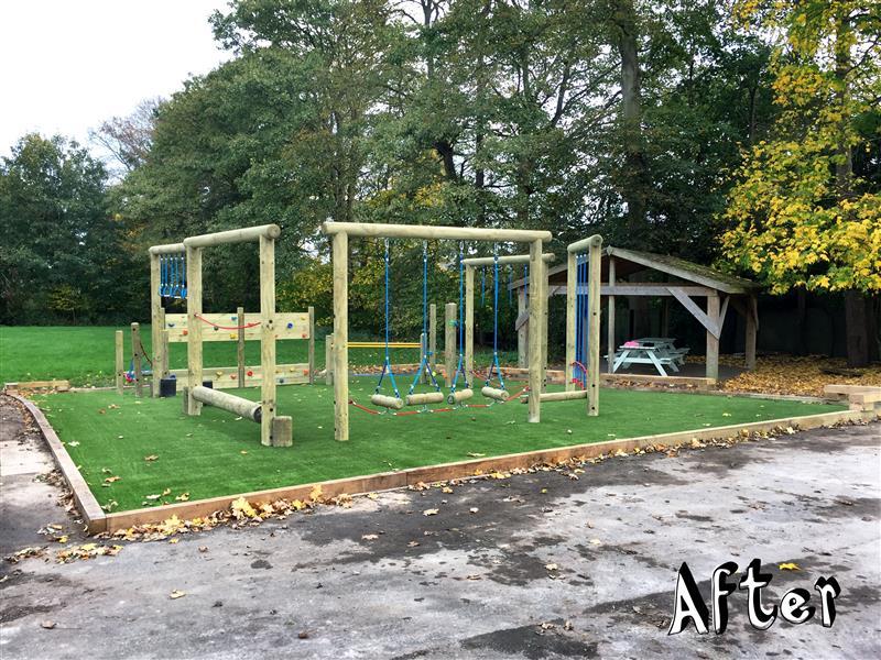 Active playground environment