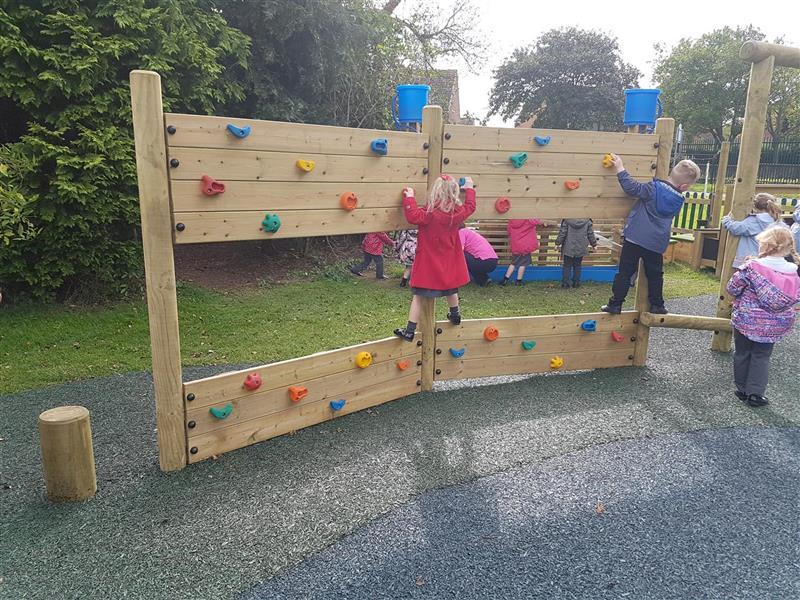 playground climbing ideas