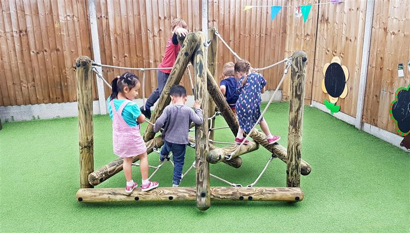 Climbing Frames For Toddlers