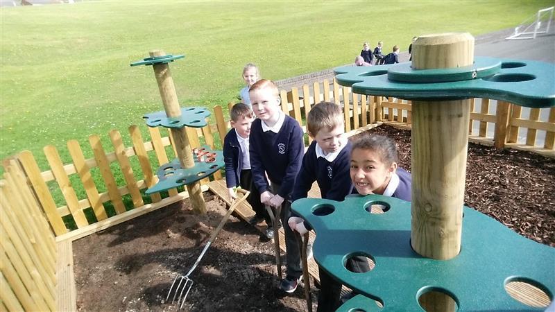 school gardening activities
